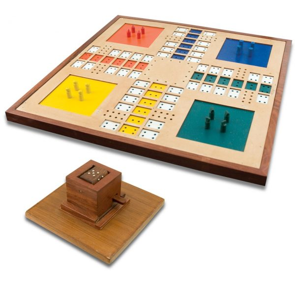 Ludo Board Game For The Blind