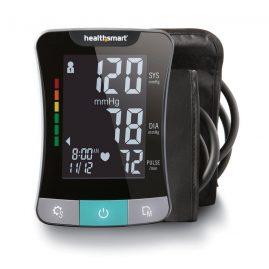 HealthSmart Talking Upper Arm Blood Pressure Monitor - English