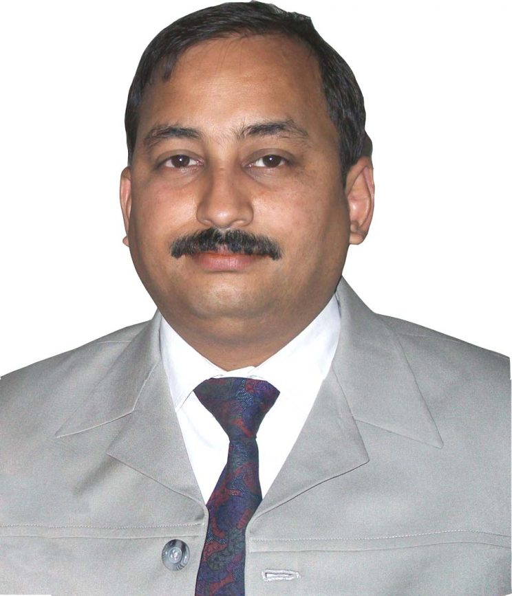 Mr. Niraj Sharma; Founder of shop4specials pvt ltd