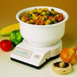 Talking Kitchen Scale for Visually Impaired